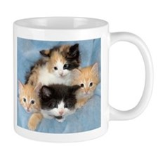 Shelter Kittens Small Mug