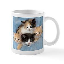 Shelter Kittens Small Mugs