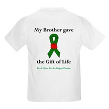 Brother Donor Kids T-Shirt