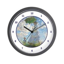 Monet Wall Clock