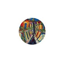 Big Easy  Mini Button (10 pack)