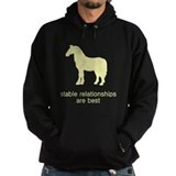 Stable Relationships Are Best Hoodie