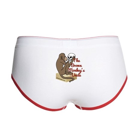 Brown Monkey's Uncle Women's Boy Brief