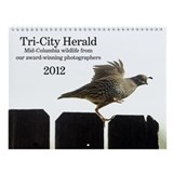 Tri-City Herald wildlife calendar