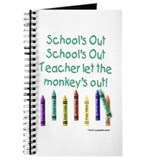 School's Out! Journal
