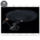 USS Enterprise NCC-1701 Puzzle