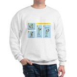 Dog Do Instruction Sweatshirt