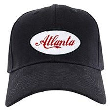 ATLANTA SCRIPT Baseball Hat