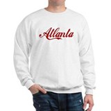 ATLANTA SCRIPT Sweater