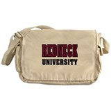 I IS A GRADUATE Messenger Bag