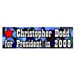 Senator Dodd for President 2008 bumpersticker