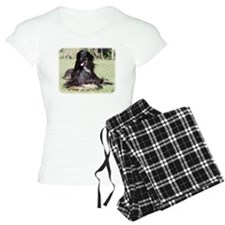 Afghan Hound AA017D-115 Pajamas