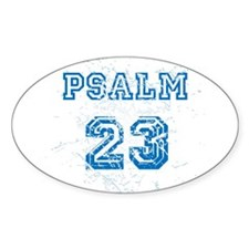 psalm 23 Decal