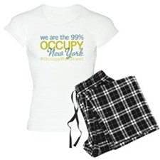 Occupy New York Pajamas