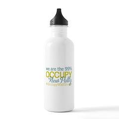 Occupy New Paltz Water Bottle