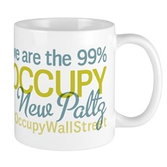 Occupy New Paltz Mug