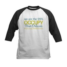 Occupy New Orleans Tee