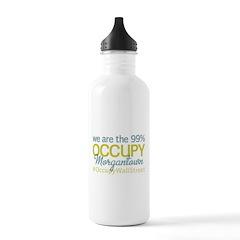 Occupy Morgantown Water Bottle