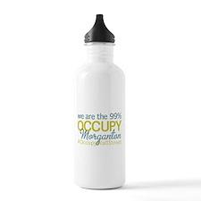 Occupy Morganton Water Bottle