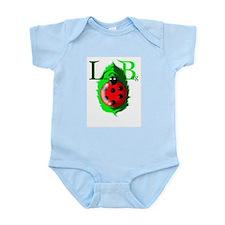 lady bug Infant Creeper