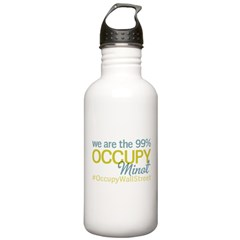 Occupy Minot Stainless Water Bottle 1.0L