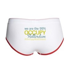 Occupy Rotterdam Women's Boy Brief