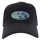 Silver Fox Baseball Hat
