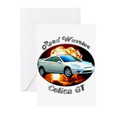 Toyota Celica GT Greeting Cards (Pk of 10)