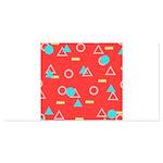 Pink Boxer Dog Blanket Wrap