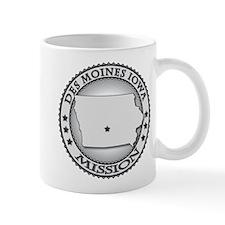 Des Moines Iowa Mug