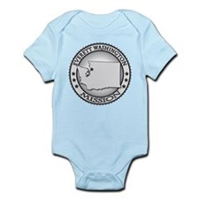 Everett Washington Onesie