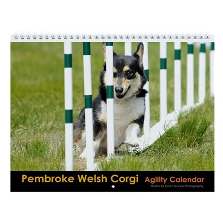 Agility Gifts > Agility Home Office > Pembroke Welsh Corgi Agility ...