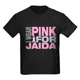 I wear pink for Jaida T