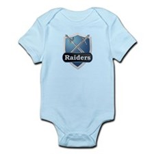 Raiders Infant Bodysuit