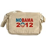 Anti Obama 2012 Messenger Bag