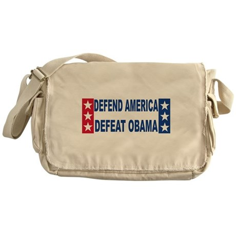 Anti obama Messenger Bag