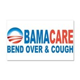 Obamacare Car Magnet 20 x 12