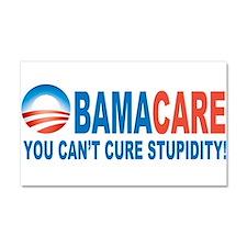 Obamacare Car Magnet 20 x 12