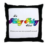 Hokey Pokey Rehab Throw Pillow