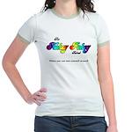 Hokey Pokey Rehab Jr. Ringer T-Shirt