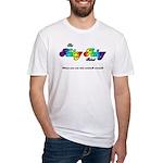 Hokey Pokey Rehab Fitted T-Shirt
