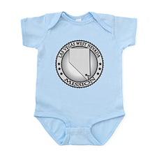 Las Vegas West Nevada Infant Bodysuit