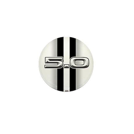 5.0 2012 Mini Button (100 pack)
