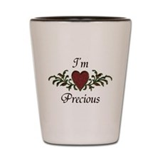 Unique Precious Shot Glass