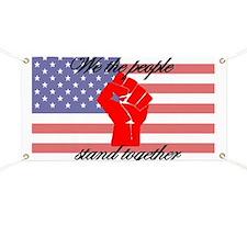 Solidarity Banner