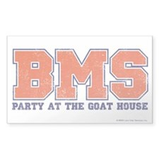 BMS Party Bumper Stickers
