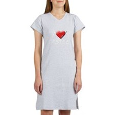 I Heart Castle Women's Nightshirt