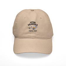 Personalized Future Grandpa Baseball Cap