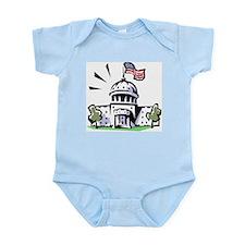 USA1 Infant Creeper