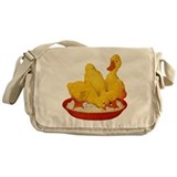 JUST DUCKY Messenger Bag